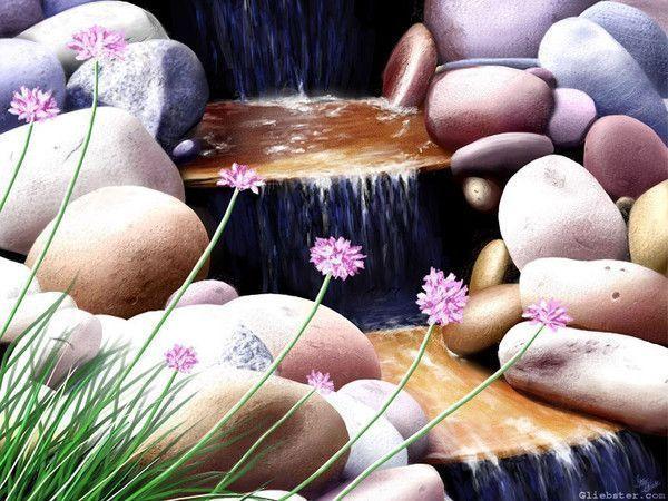 paysage d'eau